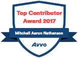 Michell A. Nathanson Avvo badge