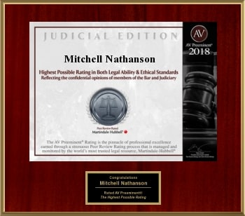 Judicial Edition - Mitchell A. Nathanson 2018
